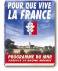 Programme du MNR